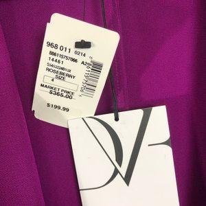 Diane Von Furstenberg Jackets & Coats - Diane Von Furstenberg Victor Roseberry Jacket